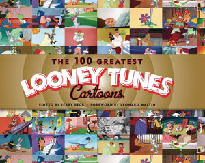 100 Greatest Looney Tunes Cartoons HC New Ptg - Books