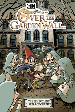 Over Garden Wall Sisters of Charity Original GN - Books