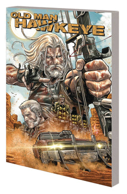 Old Man Hawkeye Complete Collection TP - Books