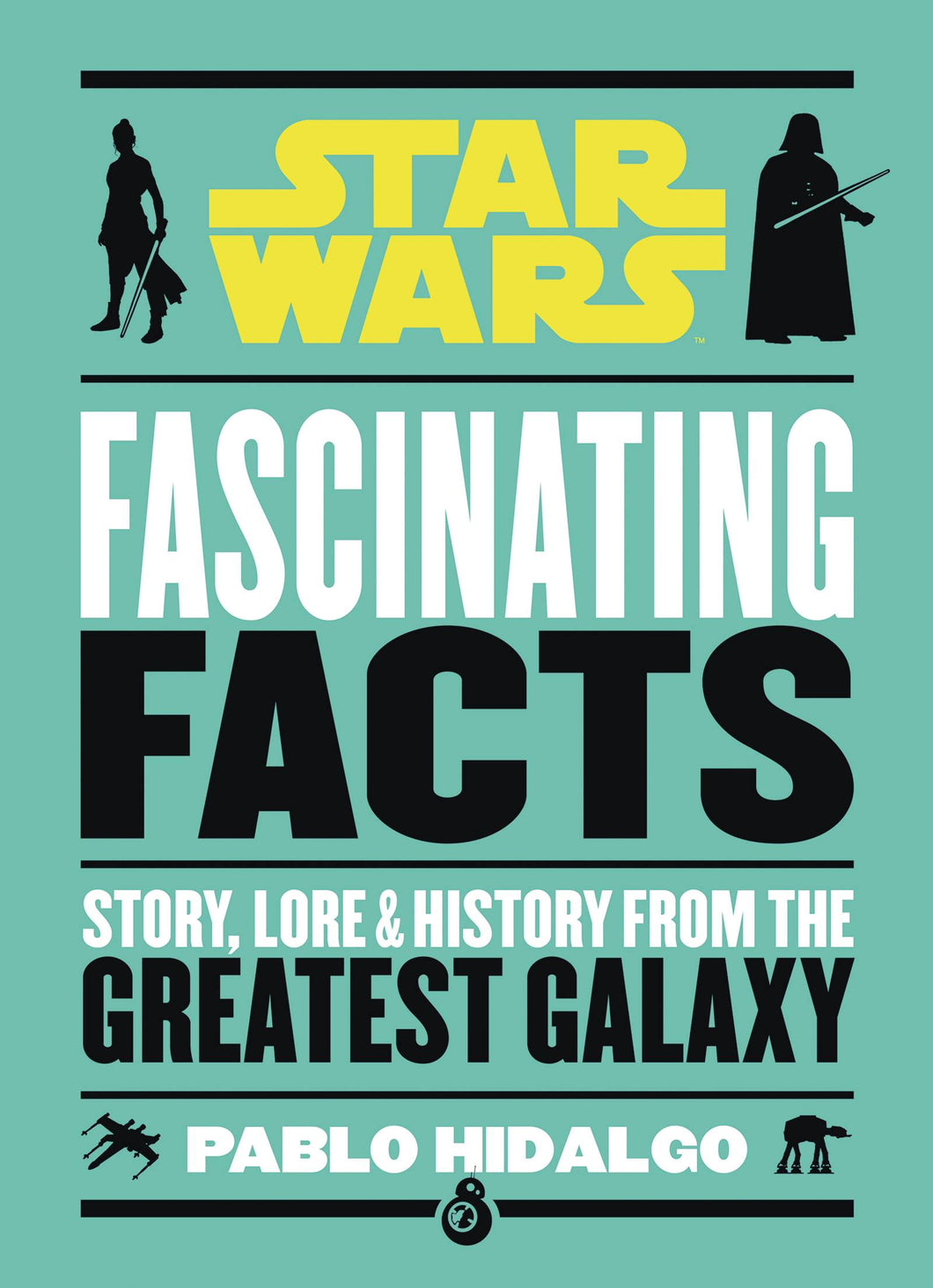 Star Wars Fascinating Facts HC - Books