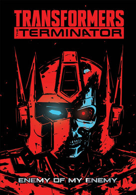 Transformers vs Terminator TP - Books