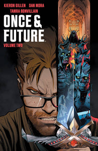 Once & Future TP Vol 02 - Books