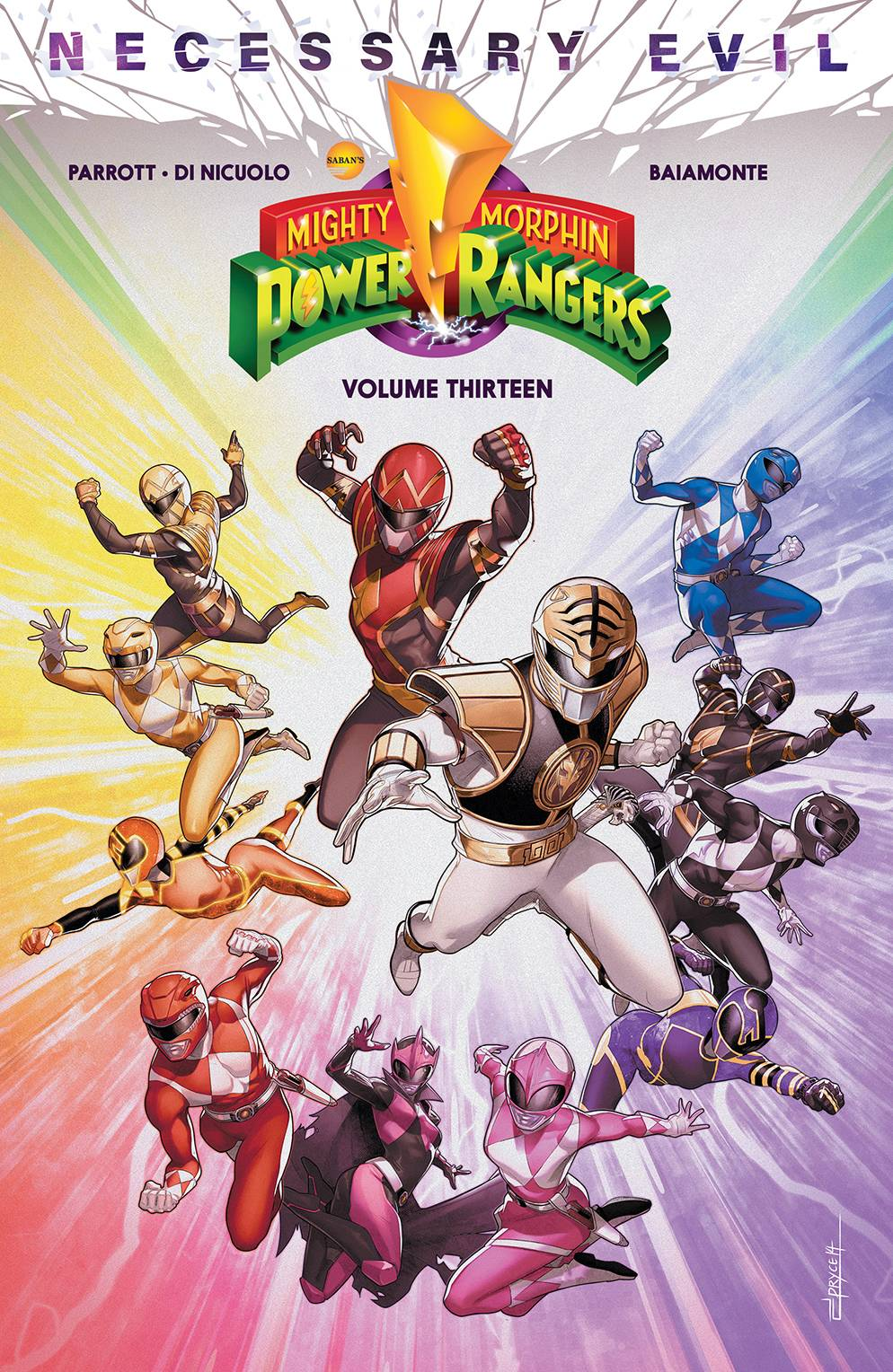 Mighty Morphin Power Rangers TP Vol 13 - Books