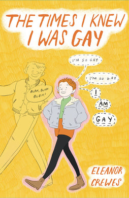 The Times I Knew I Was Gay Graphic Memoir HC - Books