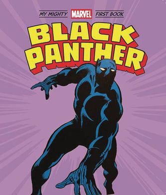 Black Panther My Mighty Marvel First Book Board Book - Books