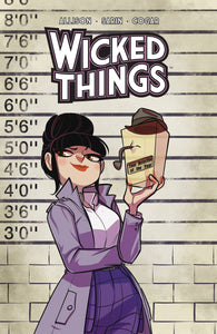 Wicked Things TP - Books