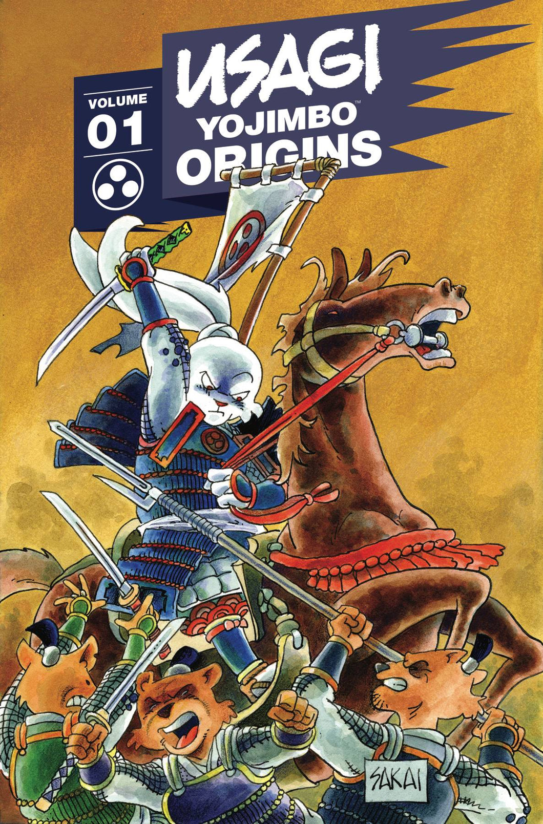Usagi Yojimbo Origins TP Vol 01 - Books