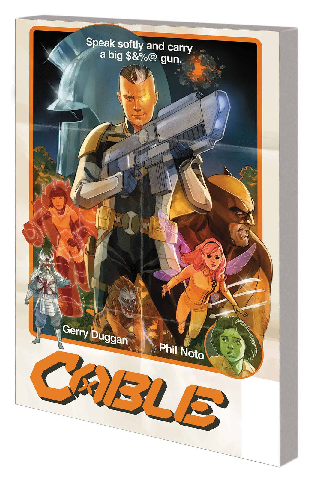 Cable By Gerry Duggan TP Vol 01 - Books
