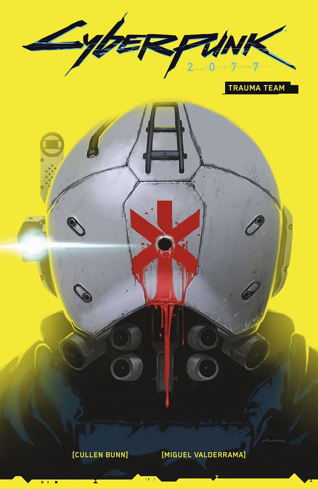 Cyberpunk 2077 Trauma Team TP - Books
