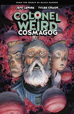 Colonel Weird Cosmagog TP - Books