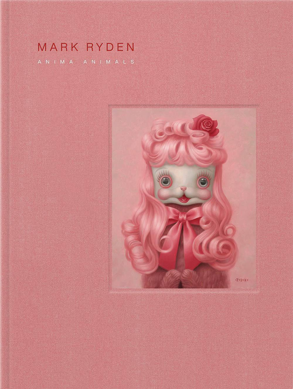 Mark Ryden Anima Animals HC - Books