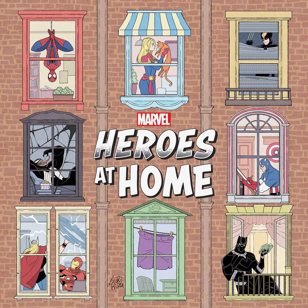 Heroes At Home #1 - Books