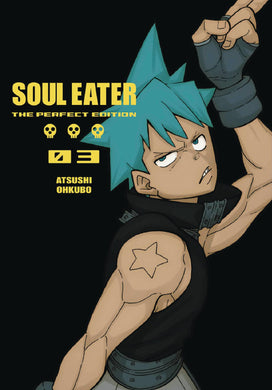Soul Eater Perfect Edition HC GN Vol 03 - Books