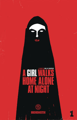 A Girl Walks Home At Night TP Vol 01 - Books