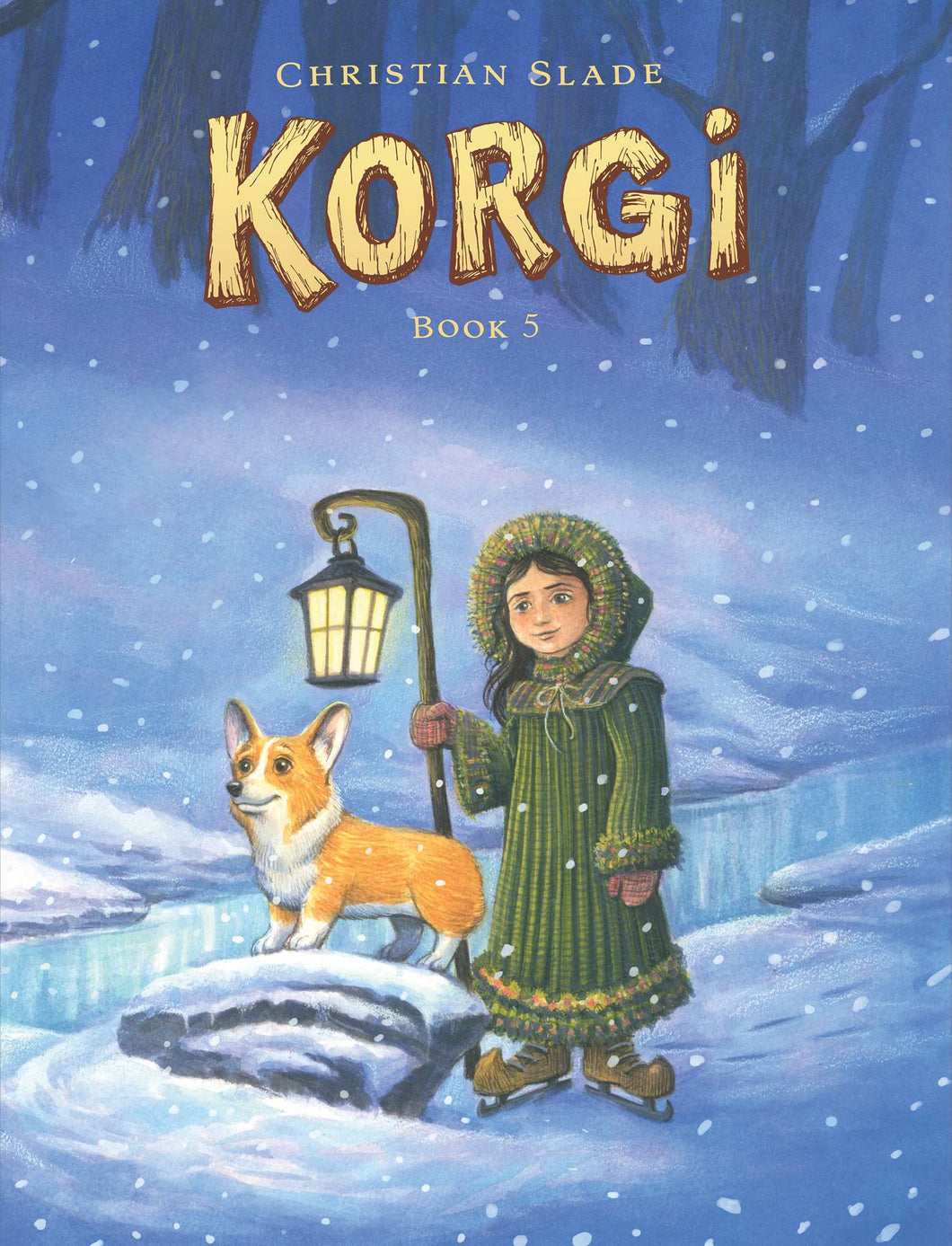 Korgi GN Vol 05 (of 5) - Books