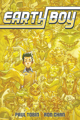 Earth Boy TP - Books