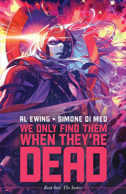 We Only Find Them When They Are Dead TP Vol 01 Discove - Books