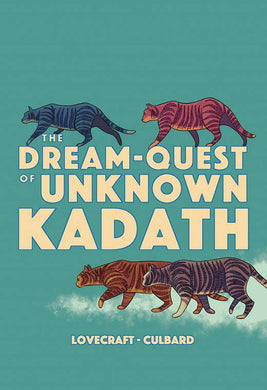 Hp Lovecraft Dream Quest of Unknown Kadath GN - Books