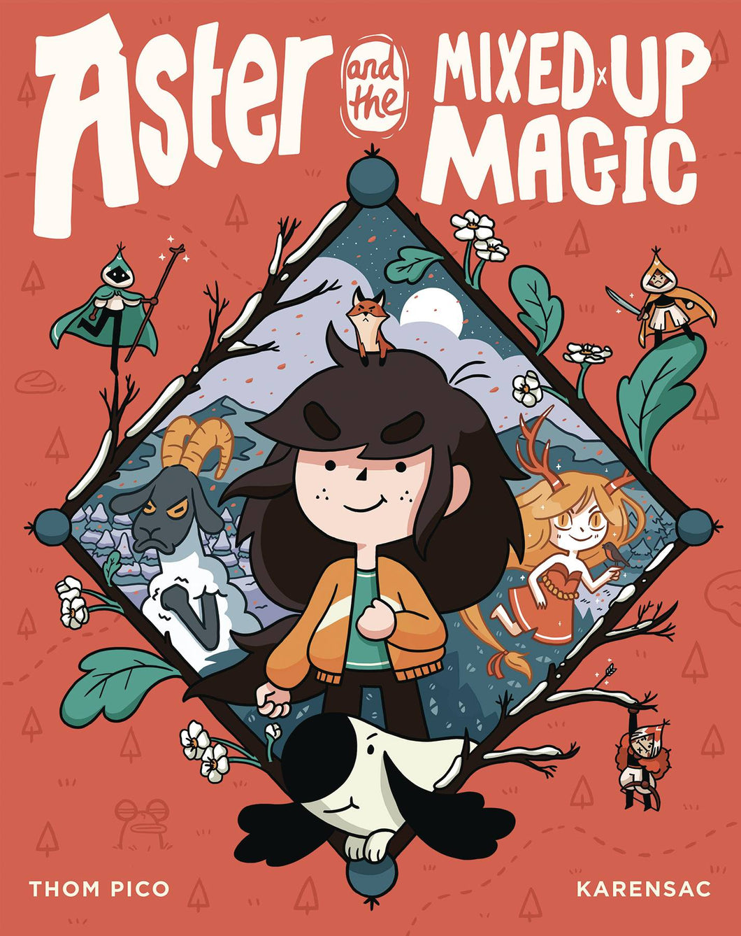 Aster SC GN Vol 02 Mixed Up Magic - Books