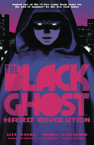 Black Ghost TP - Books
