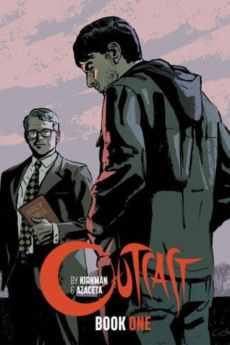 LCSD Exclusive 2016 Outcast By Kirkman & Azaceta HC Book 01