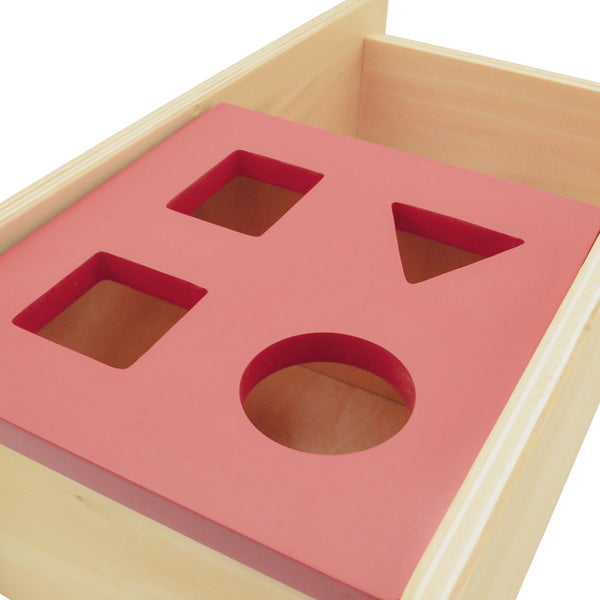 Shape Sorting Box | Stage 2