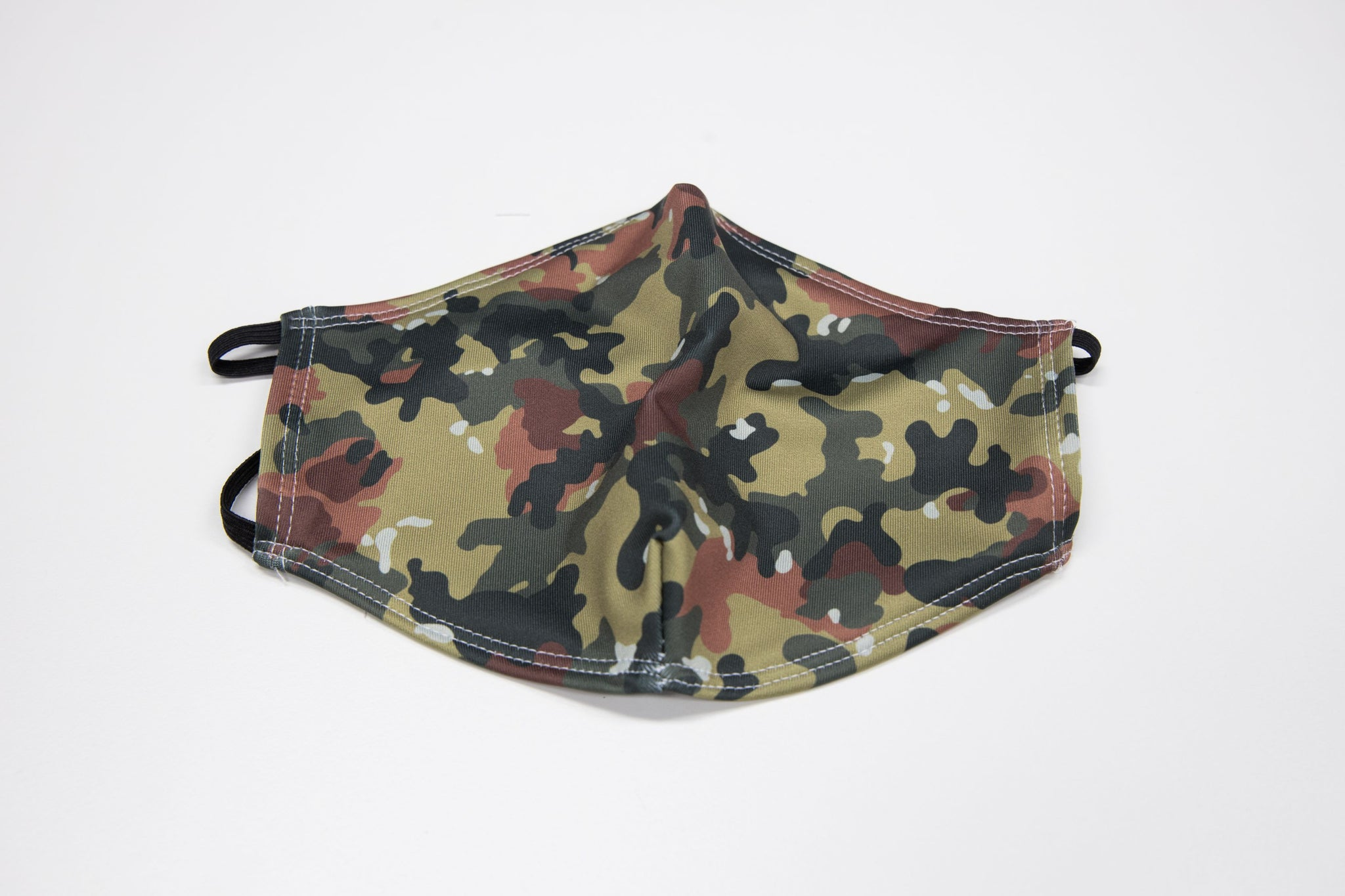 Camo - Double Layer Face Masks