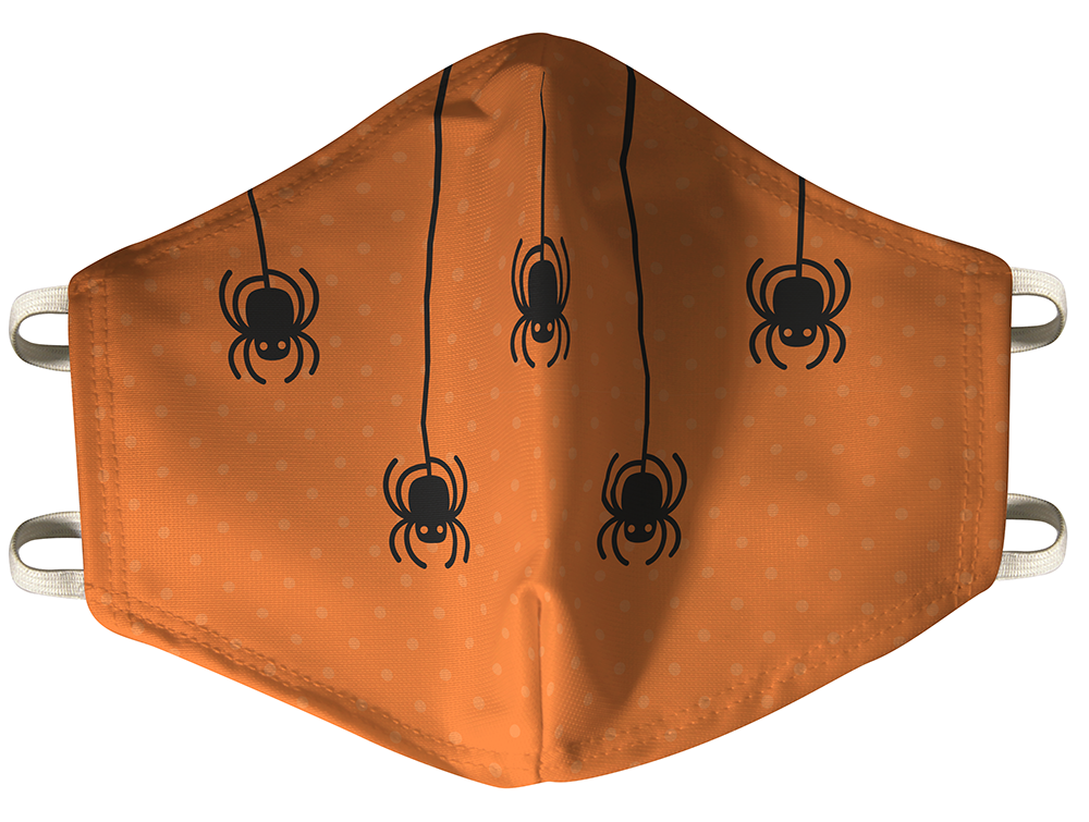 Cute Spiders - Mask