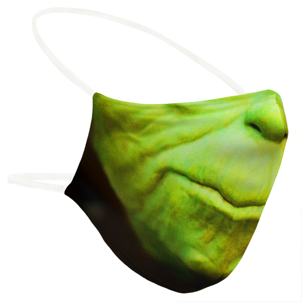 Green Monstr - Mask