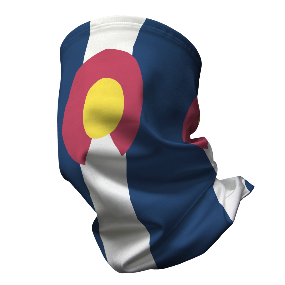 Colorado Flag - Buff