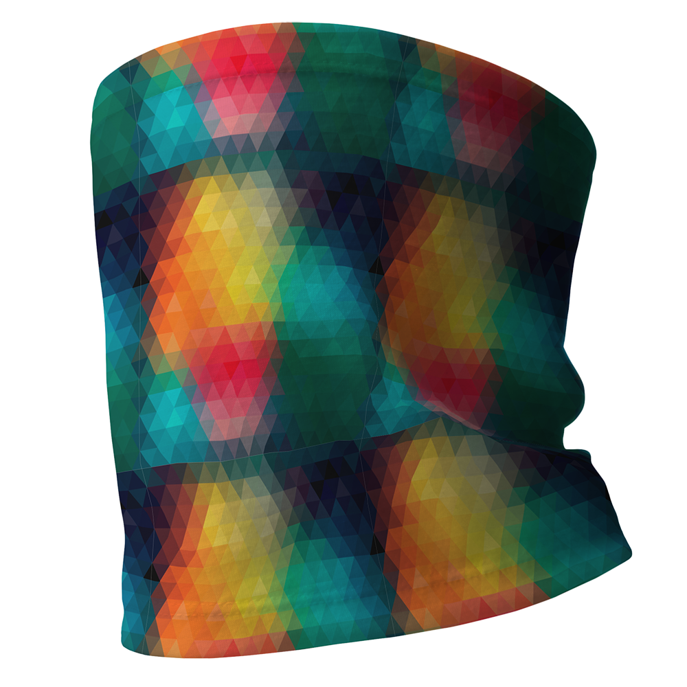 Rainbow Geometric - 1/2 Buff