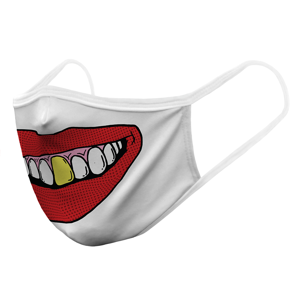 Gold Tooth - Adult Mask by Scot LeFavor