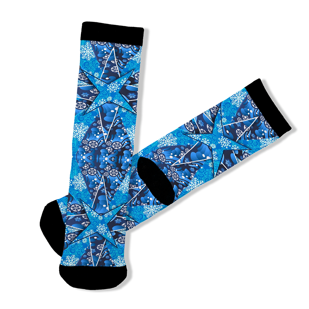 Snow Star - BTH Mask+Socks Gift Pack