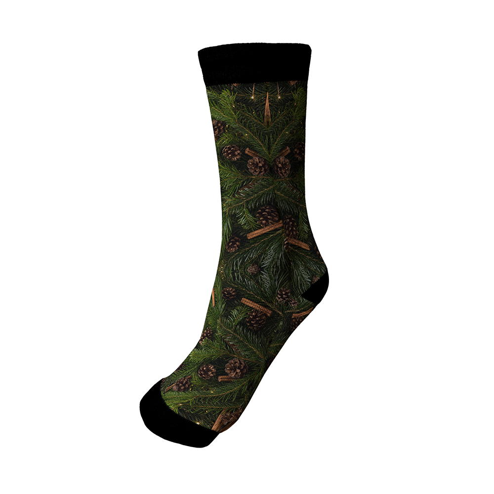 Evergreen - Socks