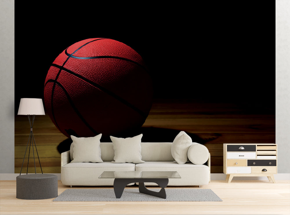 Basketball - Wall Mural