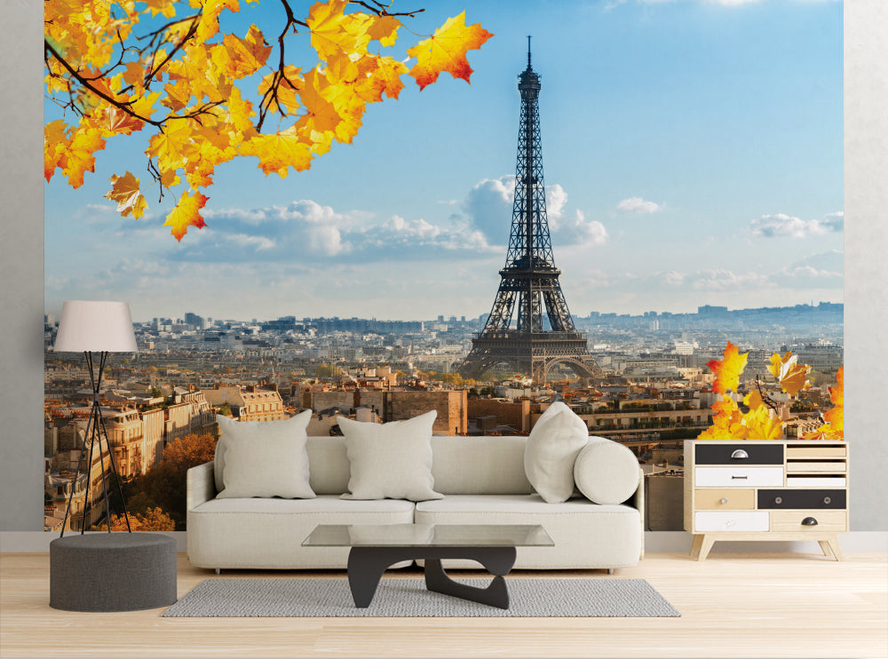 Eiffel Tower - Wall Mural