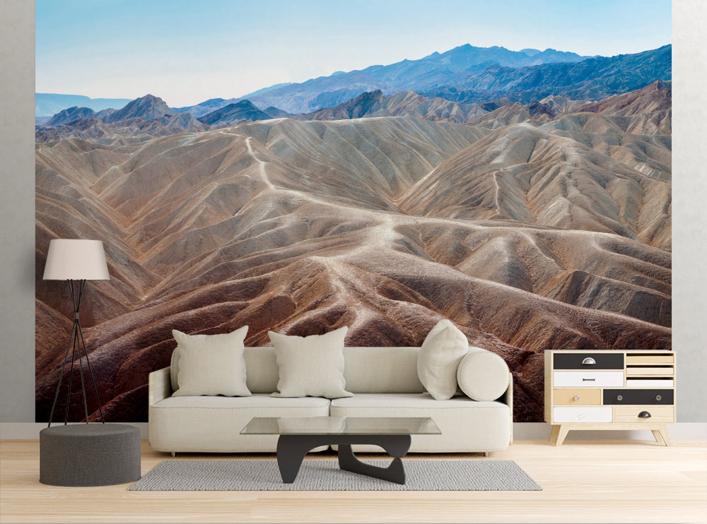 Zabriskie Point - Wall Mural