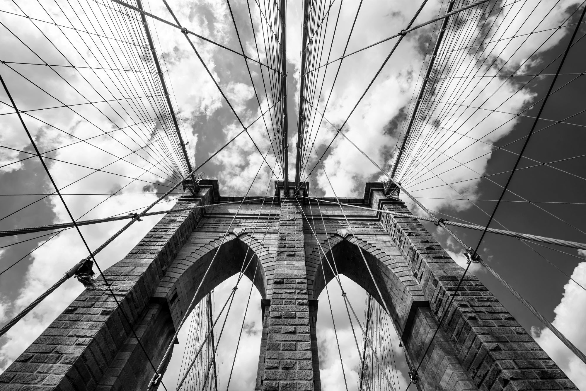Brooklyn Bridge - Wall Mural