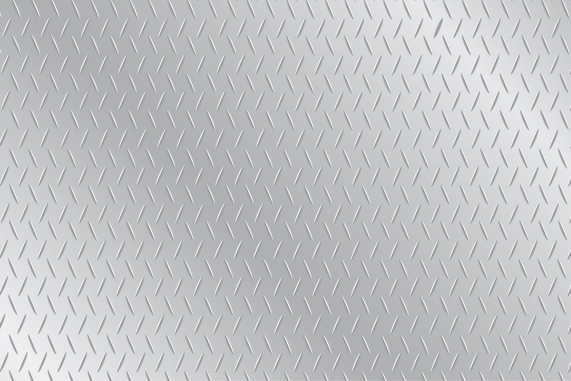 Diamond Steel - Wall Mural