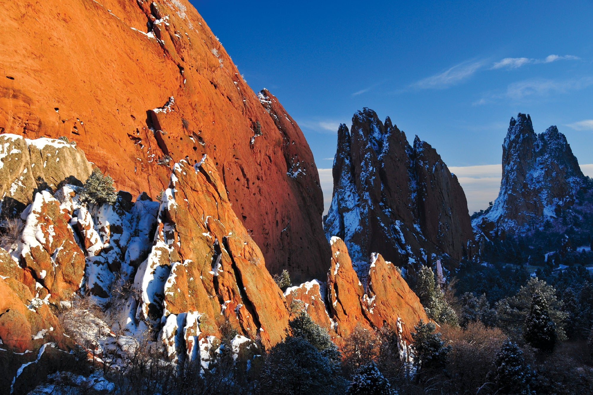 Garden of the Gods - Wall Mural