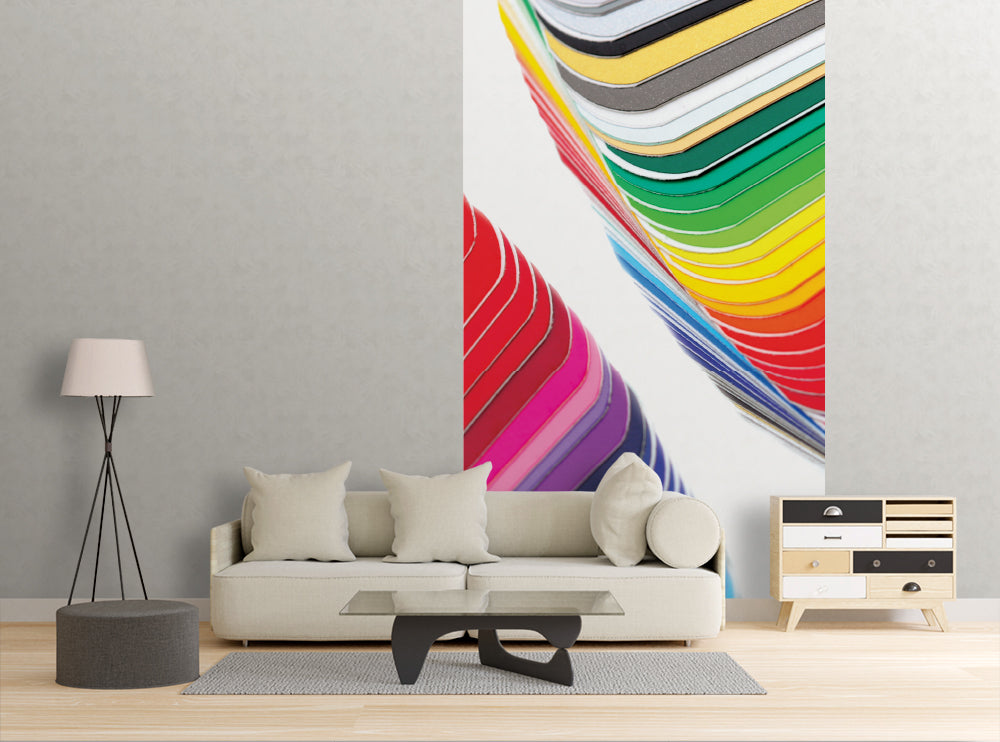 Color Guide - Wall Mural