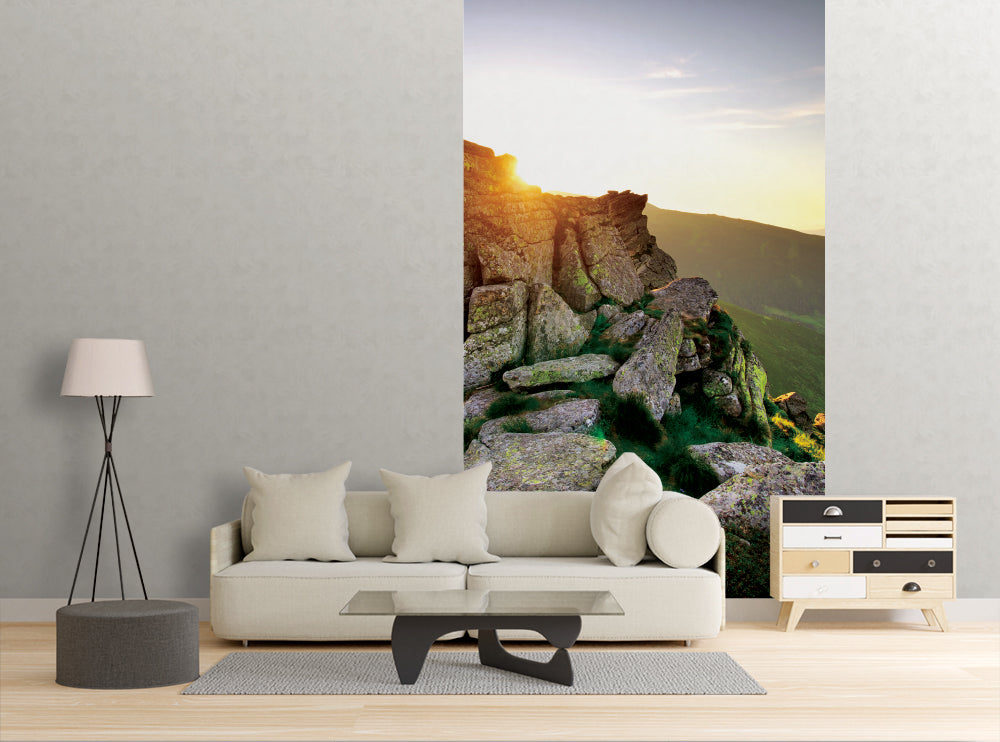 Rock Formation - Wall Mural