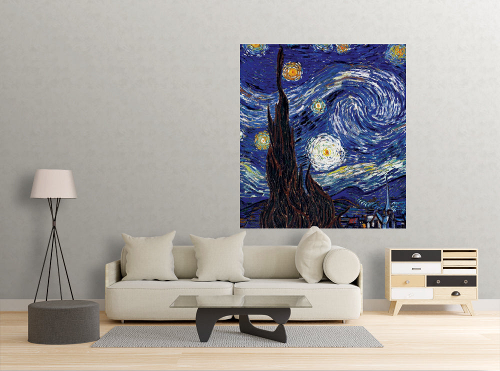 Starry Night - Wall Mural