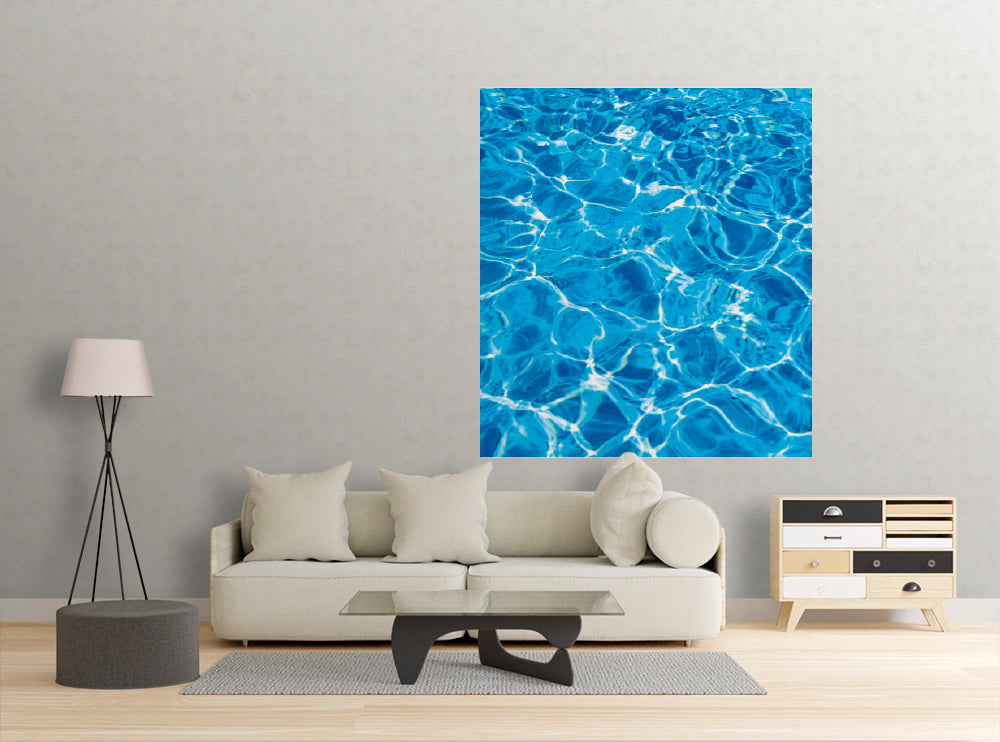 Swimming Pool - Wall Mural