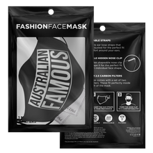 Load image into Gallery viewer, Clue Australian Famous 2.5 Carbon Filtered Mask