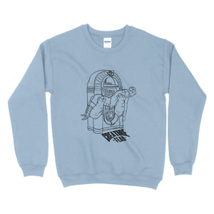 Creature Fear - Jukebox Boy Unisex Crewneck (5 Colours)