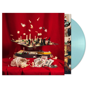 'Sorry I Didn't Call You Back'/ Baby Blue Vinyl/ - Pot Plant House Party