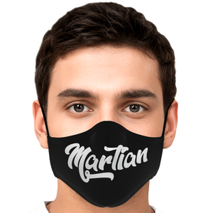 The Boy Martian - Martian PM 2.5 Carbon Filtered Mask