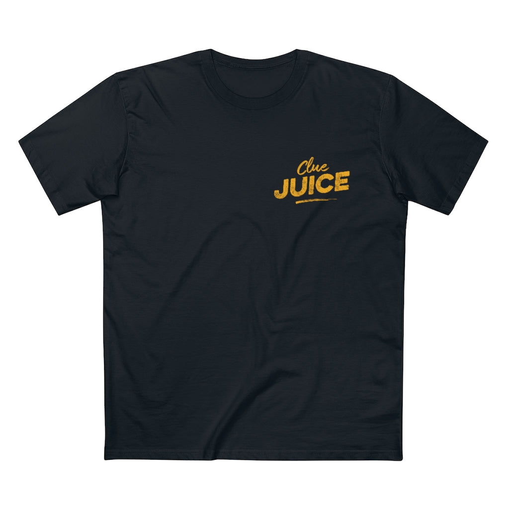 Clue Juice Official Tee - Black