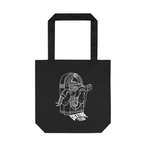 Creature Fear - Jukebox Double sided Cotton Tote Bag